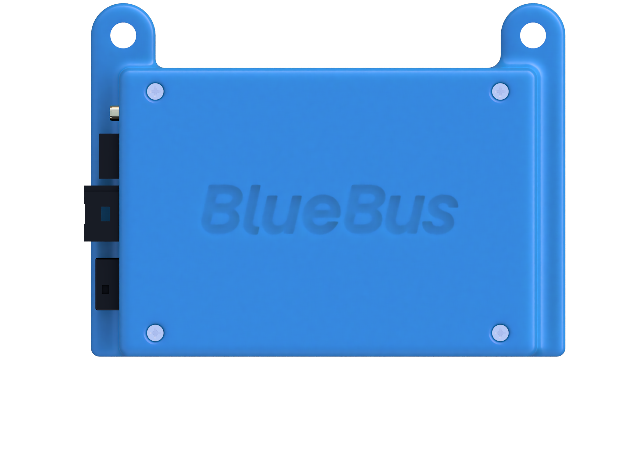 Top of BlueBus